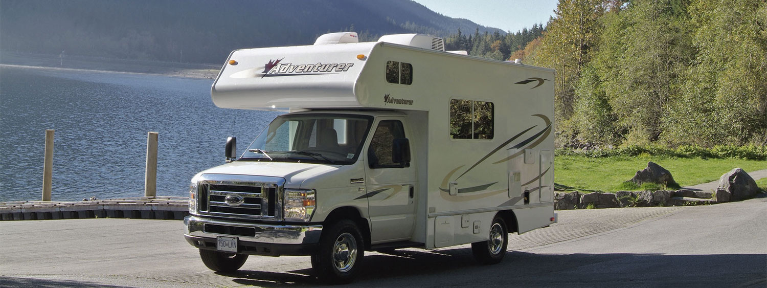 camperverhuurcanada.nl Fraserway C-Small