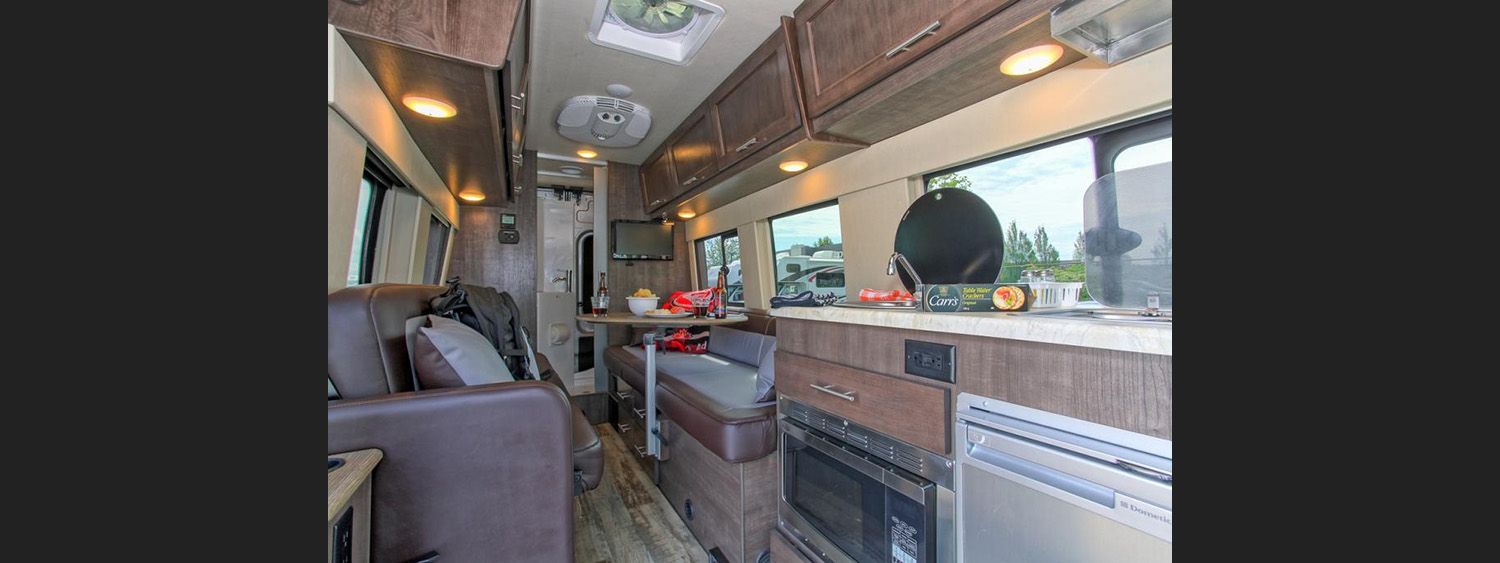 camperverhuurcanada.nl Fraserway Van Conversion